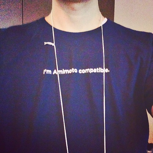 Im #SAMURAI , compatible with AMIMOTO.