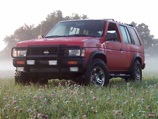 91 Nissan Pathfinder