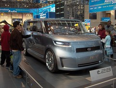automobile, exhibition, vehicle, automotive design, compact sport utility vehicle, scion, auto show, concept car, land vehicle, luxury vehicle, motor vehicle,