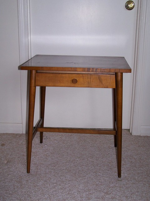 end table definition meaning