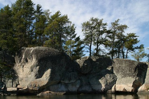 Classic Canadian Shield landscape | Flickr - Photo Sharing!