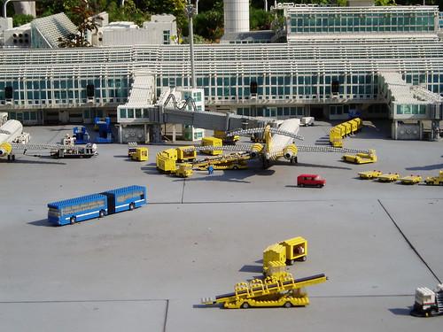Air Berlin Premiumwartebereich am Flughafen München