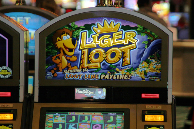 slot machines in reno