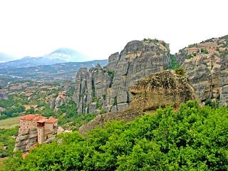 Greece-1032 - Holy Monastery of Rousanou