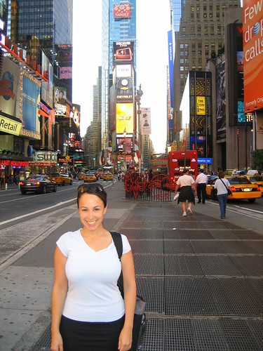 Times Square 2007