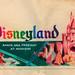 Disneyland Billboard Design 1955 by Miehana