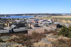 Utsikt fra Frodeåsen