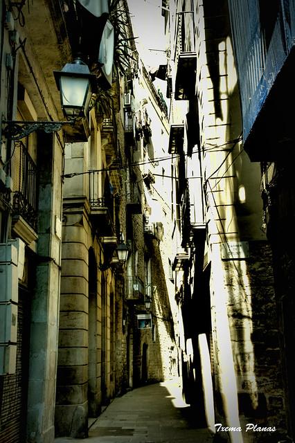 casco antiguo barcelona calle 2 el barrio del born o de la flickr photo sharing. Black Bedroom Furniture Sets. Home Design Ideas