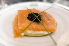 meal, salmon, fish, lox, food, dish, cuisine, smoked salmon,