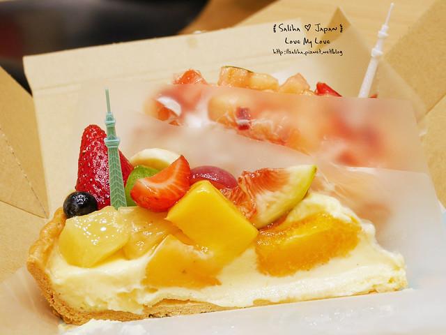 晴空塔Quil Fait Bon水果派蛋糕甜點日本東京必吃 (7)