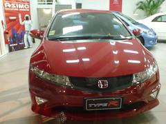 automobile, automotive exterior, vehicle, honda city, honda, honda civic type r, bumper, land vehicle,