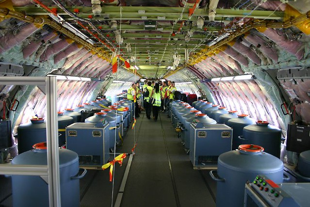 A380 Upper Deck