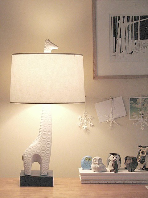 jonathan adler giraffe lamp flickr photo sharing. Black Bedroom Furniture Sets. Home Design Ideas