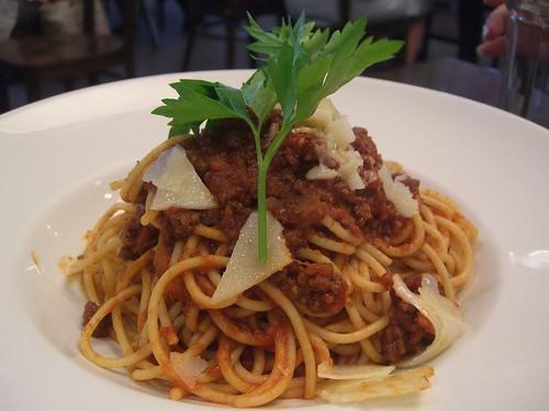 Spaghetti Bolognese - Michaelangelo, Aspendale Gardens