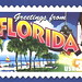 Greetings from America - Florida
