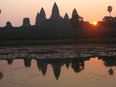 Cambodia - Angkor Wat + Siem Reap