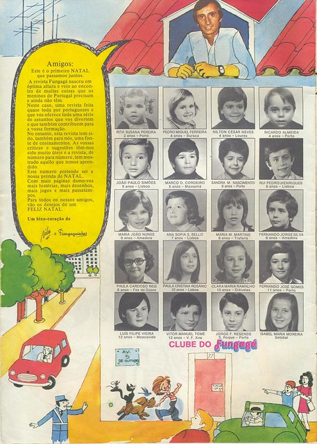 Fungagá da Bicharada, Christmas number, December 1976 - 1