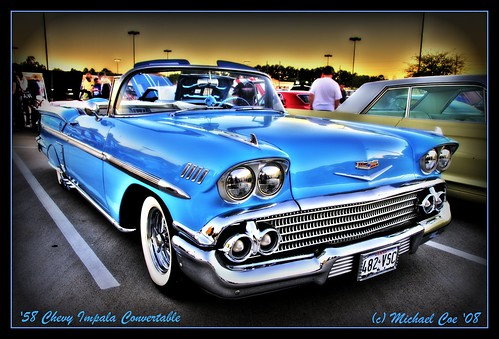 '58 Chevy Impala Convertable