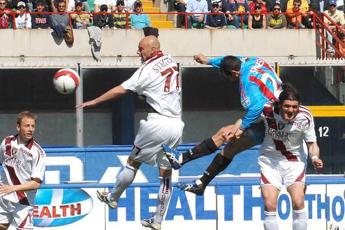 Calcio, Catania-Torino: precedenti in serie A$