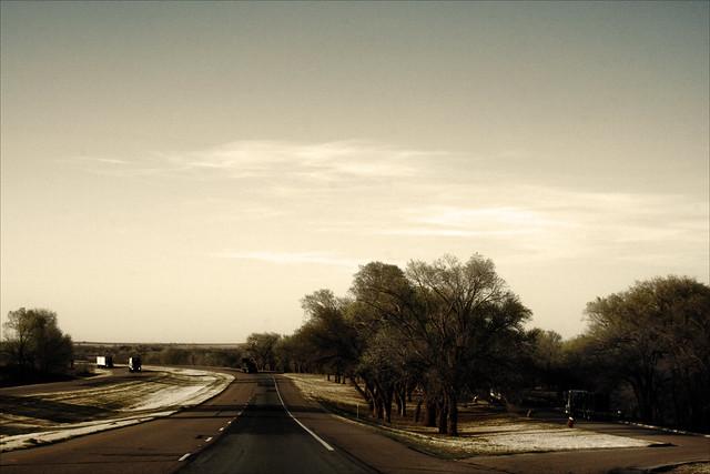 Texas Rest Stop, 2008