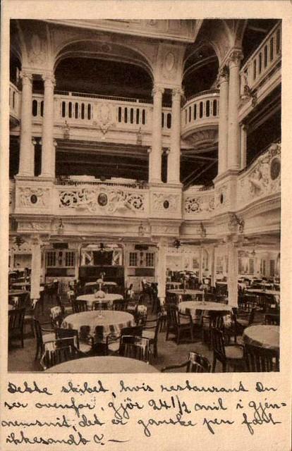 Southampton - Kronprinzessin Cecilie 23.5.1913