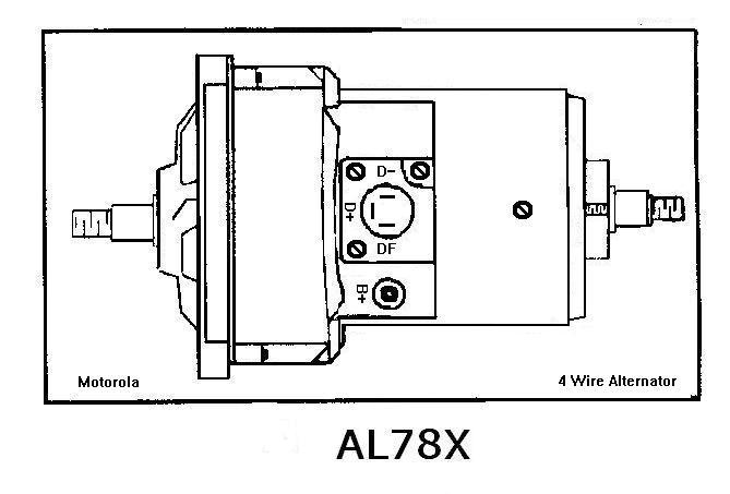 Wiring Diagram  Wiring Diagram For Motorola Alternator