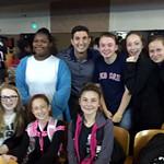Hot Springs Middle School Students & Paul - Hot Springs, Arkansas