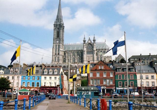 Cobh, Ireland, Sep 2004