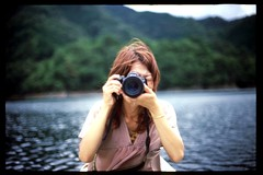 Lovery camera girL