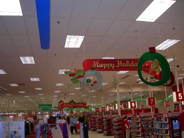 Christmas lights at target ideas decorating