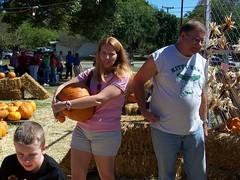 Pumpkin picking 017
