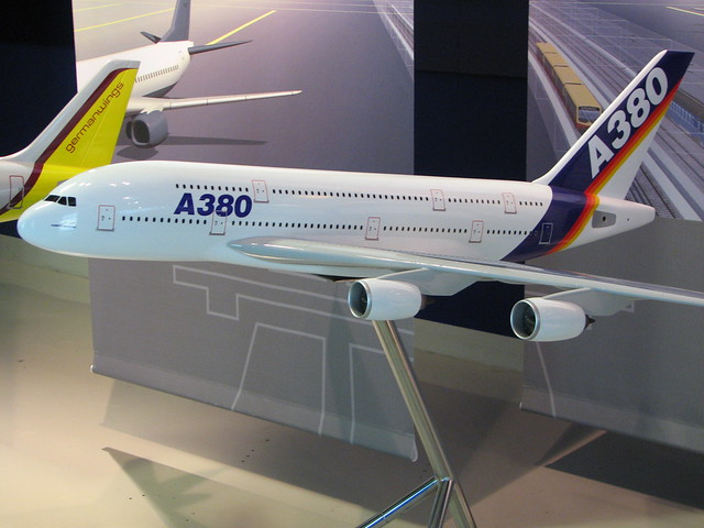 Modell: Airbus A380