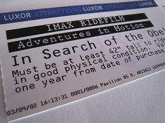 IMAX: In Search of the Obelisk