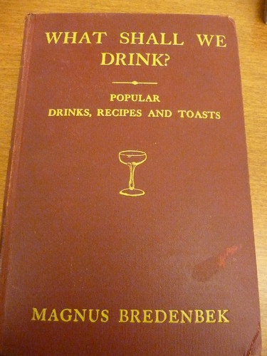 What Shall We Drink? by Magnus Bredenbek (1934)