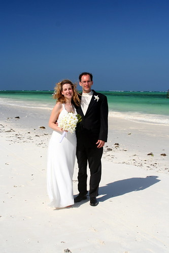 Wedding in Zanzibar