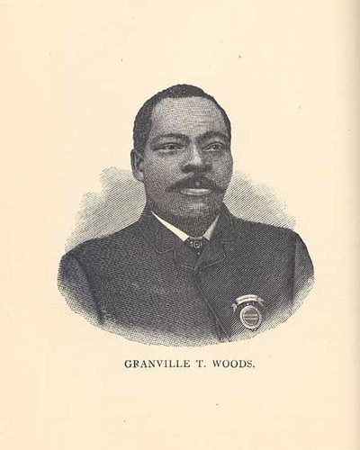 Granville T Woods Inventor Engineer Electrian Flickr