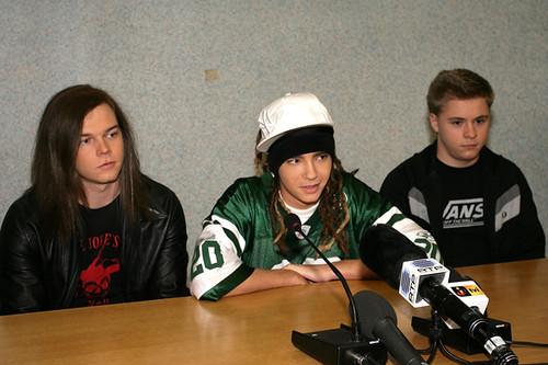 Tokio Hotel cancelam concerto