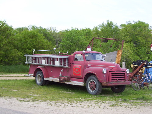 Twin Bluffs Fire Engine
