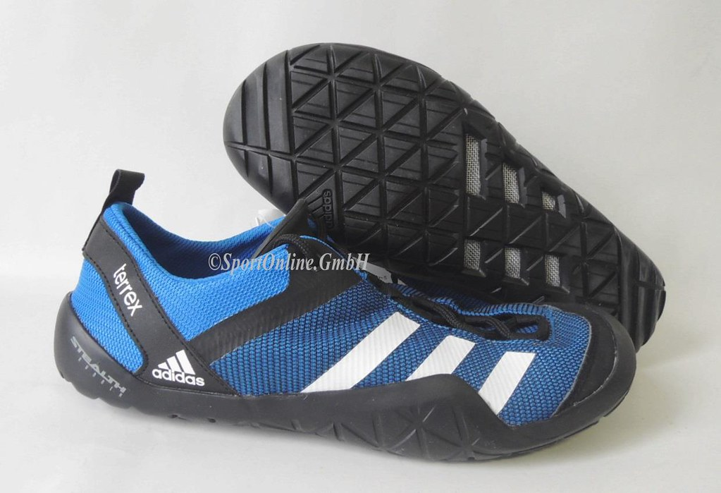 ebd2442231288c ... adidas Terrex Climacool Jawpaw LA blau