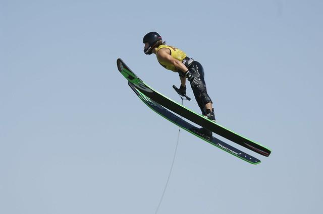 College essay water skiing