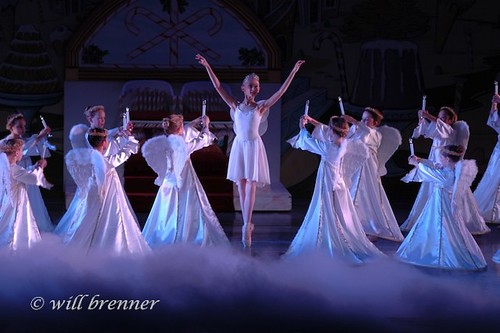 Ballet & Dance Portraits in Columbus, Ohio Nutcracker Suite - Angels - Ballet Dancers by WB - CMH