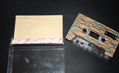 Tape, case and wallpaper