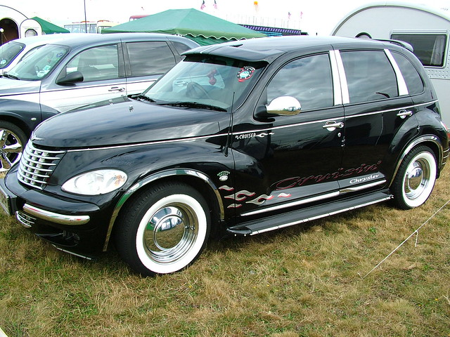 pimped out pt cruiser with 72157625917073001 on 72157625917073001 in addition Page4 furthermore Drive Of Shame Or Ride Of Pride furthermore Cars also Russian Women Modern Day Cinderella Treatment Customised Wedding Limos.