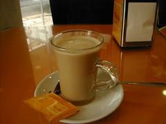 espresso, cup, hong kong-style milk tea, coffee milk, cafã© au lait, coffee, drink,