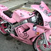 Hello Kitty Motorcycle by pastrami44