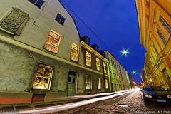Helsinki by night
