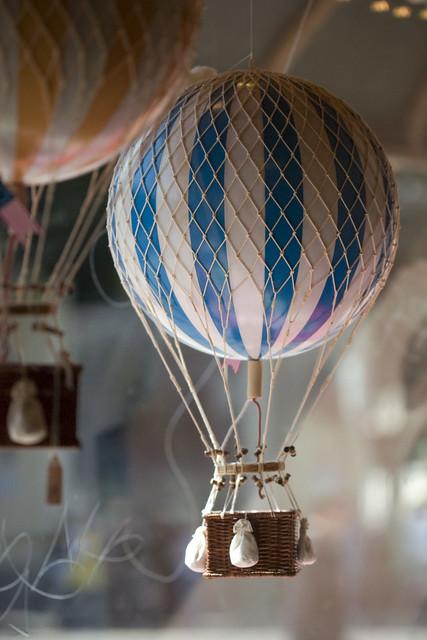 Mini hot air balloon flickr photo sharing for How to make a small air balloon