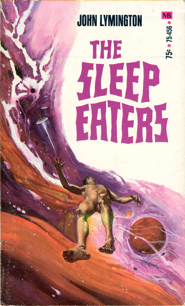 John Lymington: The Sleep Eaters