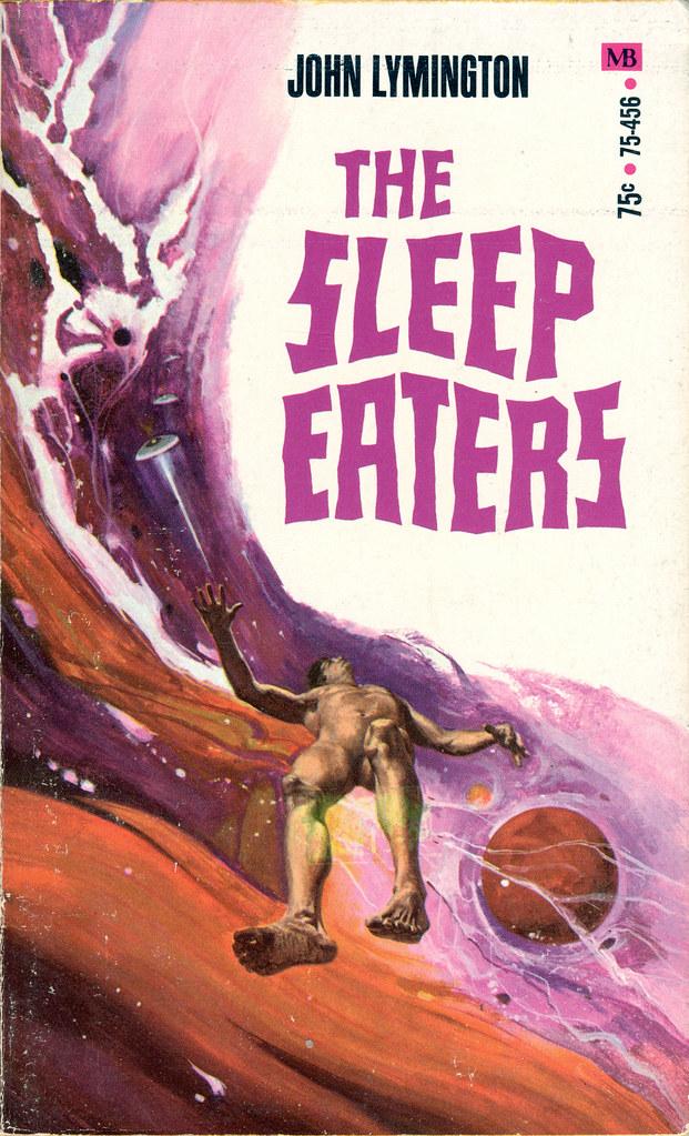 John Lymington: The Sleep Eaters
