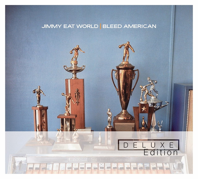 Jimmy Eat World - Bleed American (Deluxe Edition) | Flickr ...